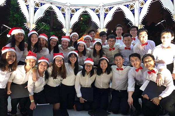 Dunman High School Choir