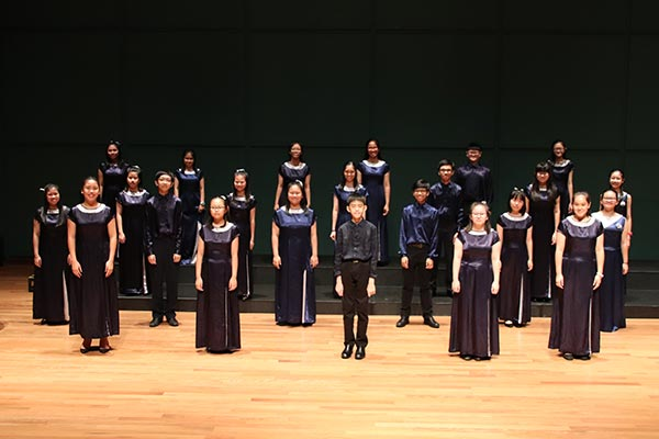 Geylang Methodist Secondary School Choir